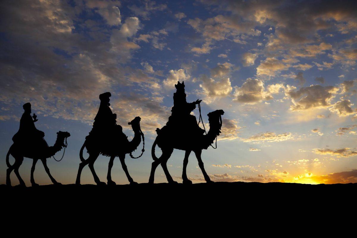 Carta a SSMM Los Reyes Magos de Oriente